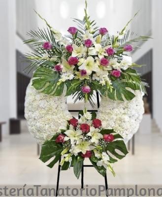 Corona Fúnebre Pamplona